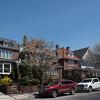 Dense housing along 82nd Street