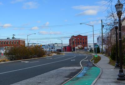 Dock Street Transitway