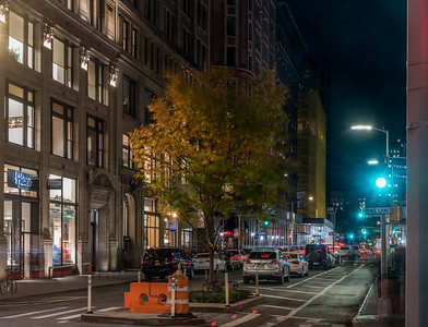 Green on Broadway