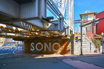 SONO under the Iron