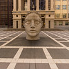 Equal Justice head Statue