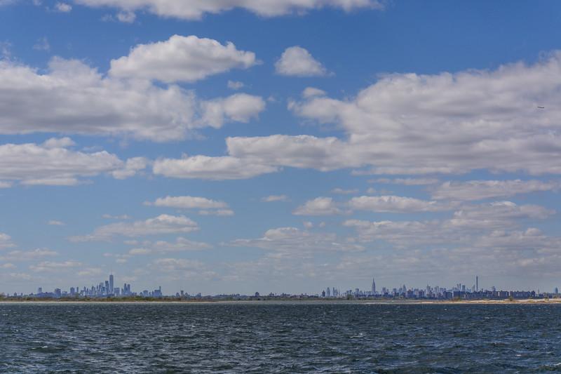 Far Far away Skyline
