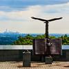 Eagle Rock Memorial & Lower Manhattan Skyline