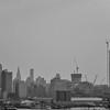 Smoggy Midtown Manhattan