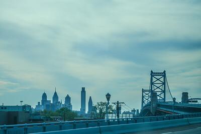 Philadelphia & Ben Franklin Bridge