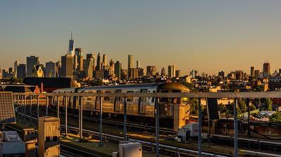 Subway and the Skyline