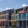 Colorful Union Rowhomes