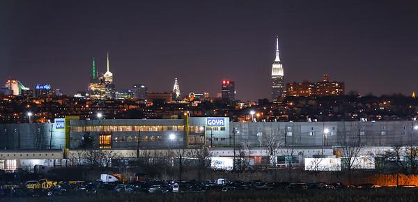 Midtown Manhattan & Goya