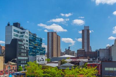 Urbanized Landscape