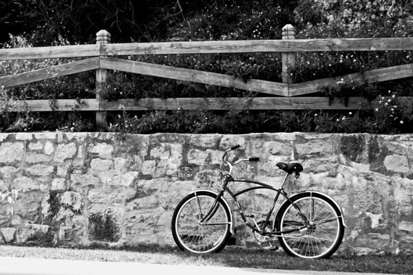 Mackinac Island bike