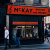McKay's Music shop.  Been around for yonks!!  Can't see it lasting much longer.  I remember in the '70's they always had Orange valve ams in the window.