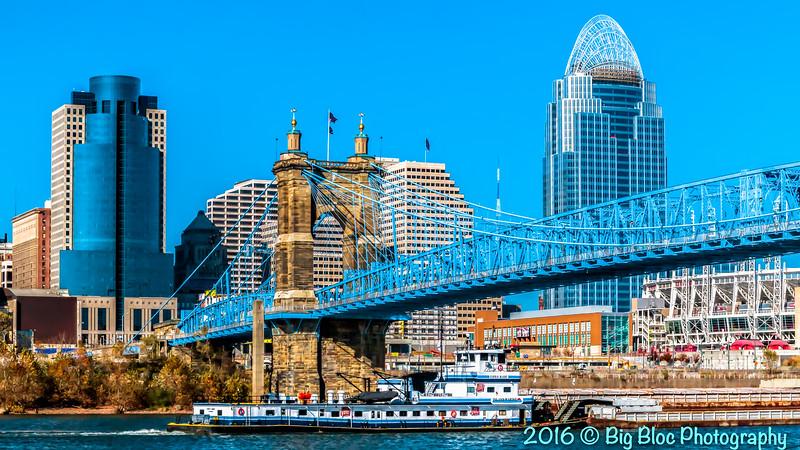 Cincinnati BLUE...