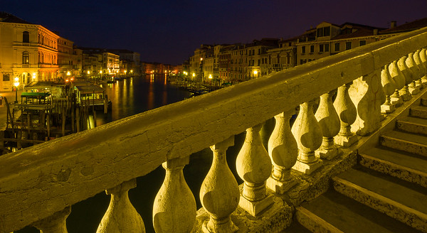 Pictures of Rialto Bridge-Grand Canal-Venice
