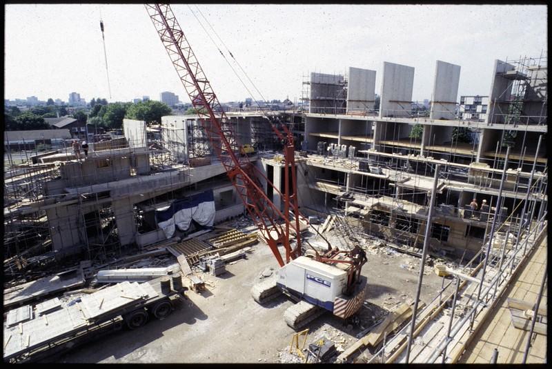 phase 1 ste + crane