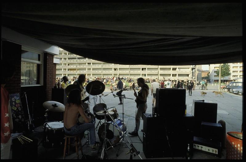punks picnic band