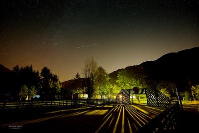 Nuit des étoiles  2013