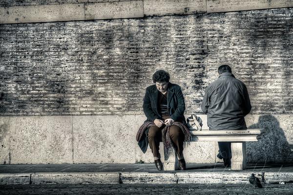 Incommunicado (the bench)