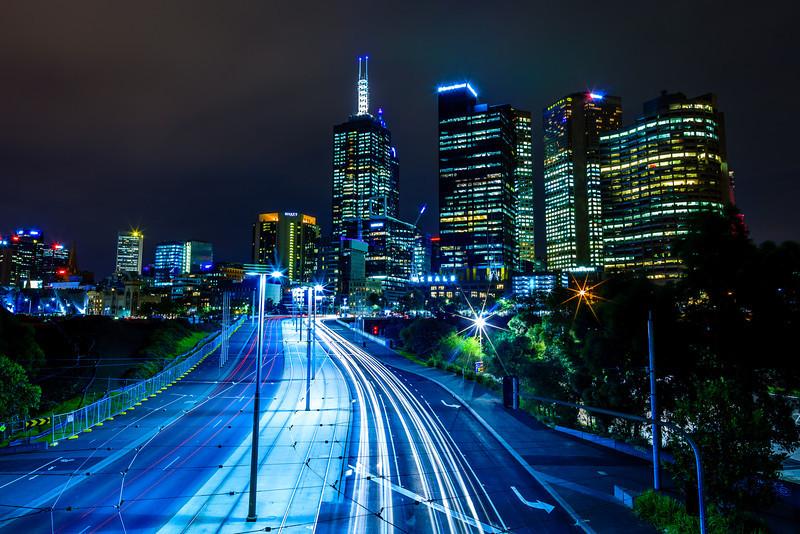 Batman Avenue, Melbourne, Victoria, Australia