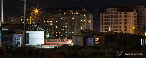 Bishkek, Kyrgyzstan  Canon EOS 6D w/ EF24-70mm f/2.8L USM: 70mm @ 30.0 sec, f/22, ISO 400