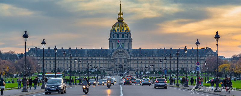 Musee De L'Armee || Paris, France  Canon EOS 6D w/ EF24-105mm f/4L IS USM: 84mm @ ¹⁄₂₀₀ sec, f/5.6, ISO 1600