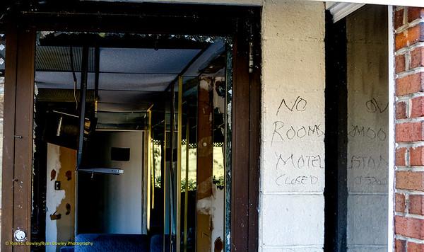 Motel Closed, Door Open