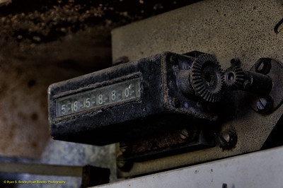 Gears turning Numbers