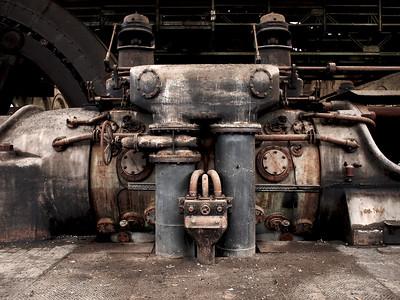 Arbed Steelworks Differdange