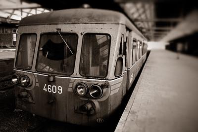 Train Depot Montzen