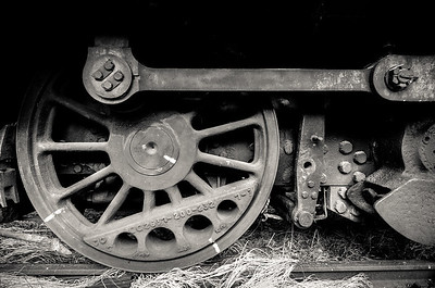 Train Graveyards