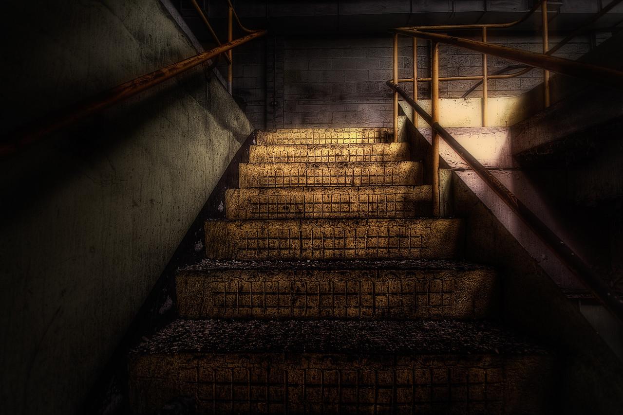 Sunkissed Steps