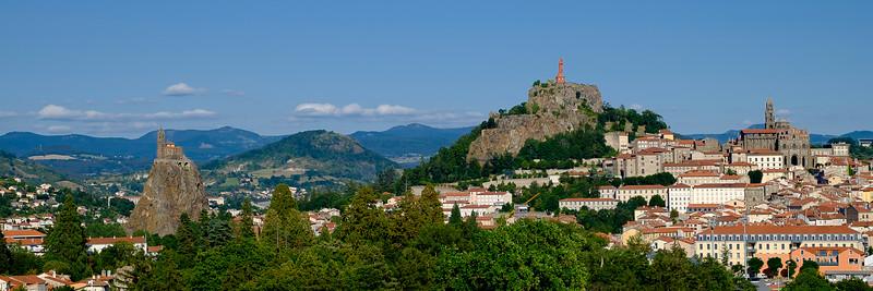 Le Puy en Velay, Haute-Loire.
