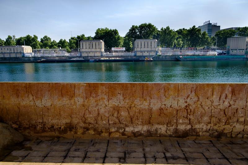 Paris 13, quai Panhard et Levassor
