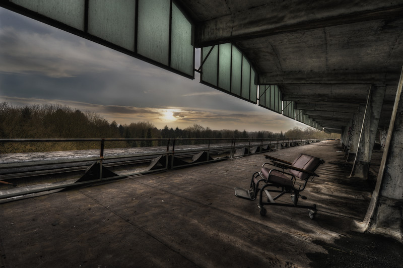 The Last Sunset - Shot at an abandoned carehome