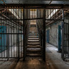 Murder in the first - Shot inside an abandoned prison