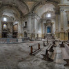 Domus Dei - Forgotten church, abandoned for decades