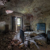 The third floor - One of the creepy rooms at the top floor of a former psychiatric hospital.