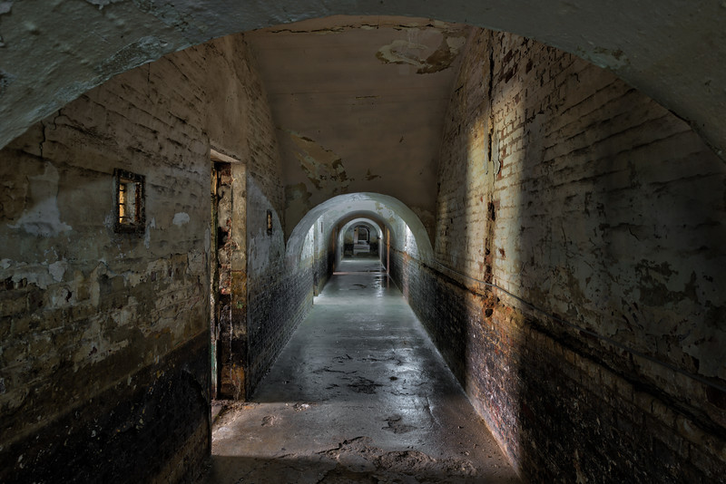 Welcome to Hell - Former communist prison. It's hard to imagine hundreds of people locked up for political believes. Torture and executions were everyday business.