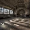 The Net - Recreation hall in a former Sanitarium