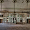 The Grand Hall - This abandoned castle houses many amazing rooms but none of them compares to this one.
