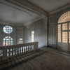 Last Hope - Amazing early morning light in this abandoned psychiatric hospital.