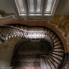 Perishing beauty - My Romantica staircase shot from above.