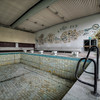 Deadpool - Mould infested swimming pool