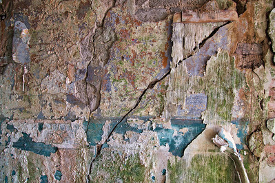 Textures of Decay - Sometimes the walls tell stories