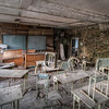 You can't learn in school what the world is going to do next year.<br /> -Henry Ford <br /> <br /> Abandoned classroom in Pripyat, Chernobyl Exclusion Zone 2010