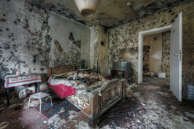 Zimmer Frei - The only room that was still available