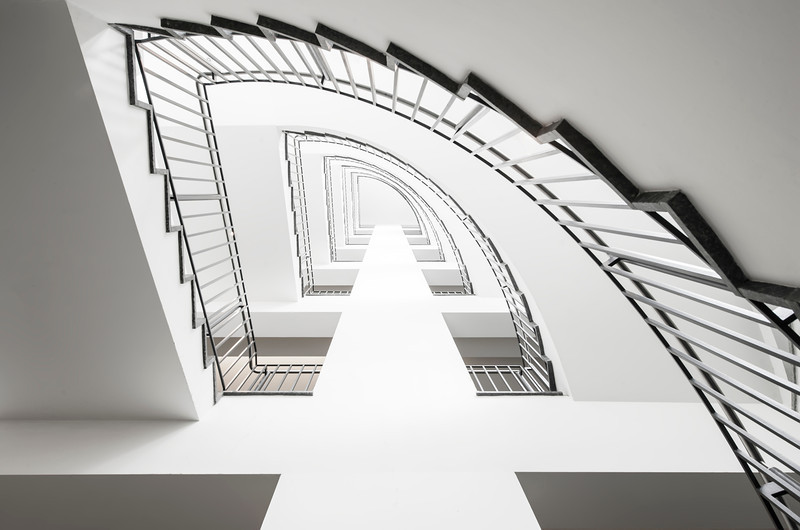 Stairway to Heaven - Let's throw in a modern piece instead of a decayed shot for a change :)