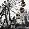 Ferris Wheel in Pripyat, Chernobyl Exclusion Zone 2010