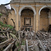 Impius - Crumbling church, far beyond repair.