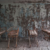 Nursery in Pripyat hospital, Chernobyl Exclusion Zone 2010