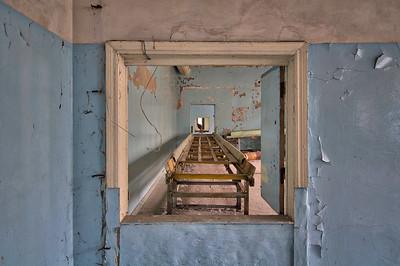 Postoffice in Pripyat, Chernobyl Exclusion Zone 2010